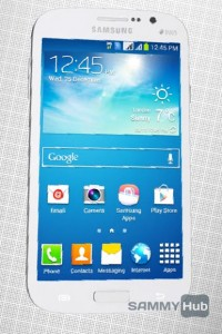 Samsung Galaxy Grand Neo SammyHubin julkaisemassa kuvassa