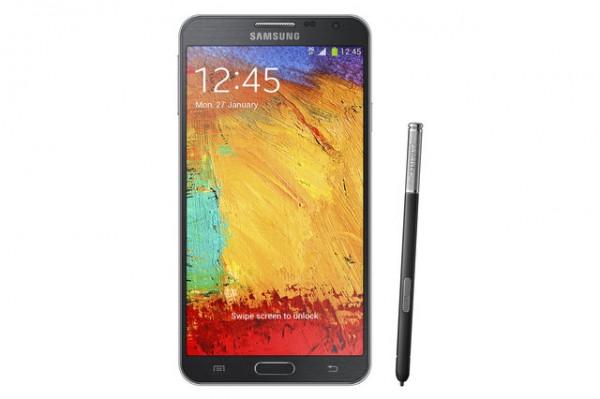 Samsung Galaxy Note 3 Neossa on 0,2 tuumaa alkuperäistä Note 3:a pienempi näyttö - mutta ilman vertailukohtaa uutuus on aivan kuin Galaxy Note 3