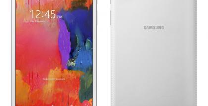 Samsung Galaxy Tab PRO 8.4 @evleaksin julkaisemassa kuvassa