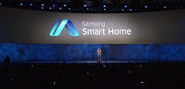 Samsung Smart Home -konsepti esiteltiin