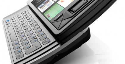 Sonyn ja Microsoftin aiemman yhteistyön hedelmä: Xperia X1