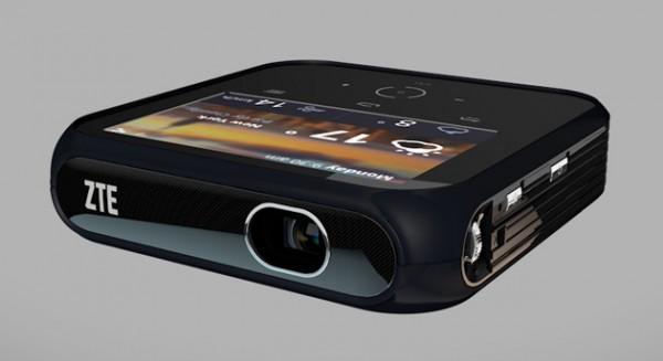 ZTE Projector Hotspot