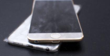 Väitetty mutta väärennetty kuva iPhone 6:sta