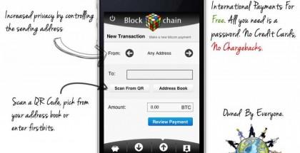 Blockchain-sovellus