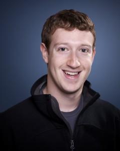 Facebookin perustaja Mark Zuckerberg