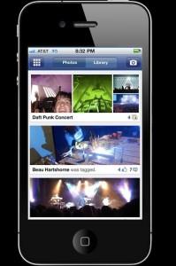 Facebook oli alusta alkaen mukana Applen App Store -sovelluskaupassa