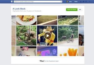Facebook itse juhlii 10 vuottaan tarjoamalla käyttäjilleen mahdollisuuden katsoa taaksepäin suurimpiin omiin hetkiin