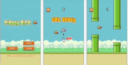 Alkuperäinen Flappy Bird
