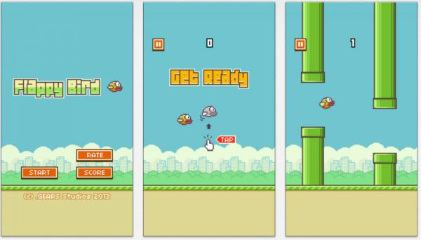 Flappy Birdissä lennätetään lintua esteiden välistä. Kuulostaako helpolta? Sitä se ei ole.