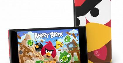 Jolla Angry Birds -kuorella