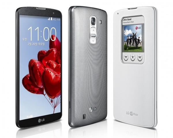 LG tuo G Pro 2:llekin ikkunallisen suojakuoren