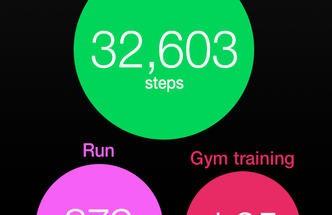 Päivittynyt Moves tarjoaa nyt laajempia mahdollisuuksia aktiviteettien seurantaan