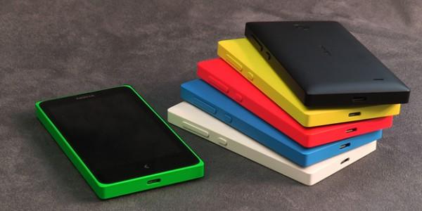 Nokia X -puhelimia