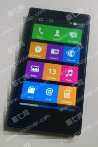 Nokia X kiinalaisvuotokuvassa