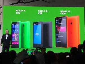 Nokian X:t ja hinnat ennen veroja