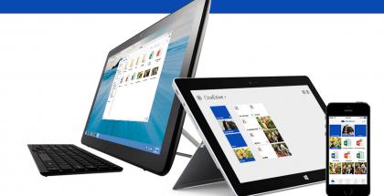 OneDrive on tarjolla useisiin erilaisiin laitteisiin