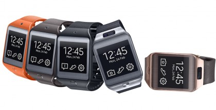 Samsungin nykyiset Gear 2 ja Gear 2 Neo