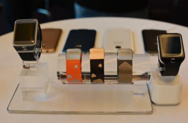Samsung Galaxy S5:n neljä värivaihtoehtoa?