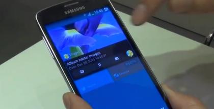 Samsung esitteli Tizenillä varustettua prototyyppipuhelinta jo Mobile World Congressissa helmikuussa