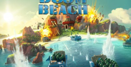 Supercellin Boom Beach.