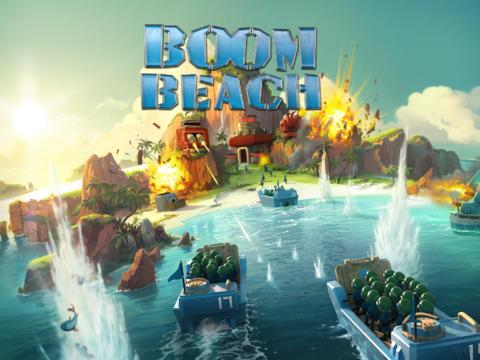 Supercellin uutuus on Boom Beach