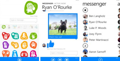 Facebook Messenger Windows Phonelle.