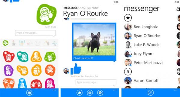 Facebook Messenger Windows Phonelle