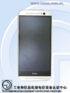 HTC:n uusi One kiinalaisen TENAA-viranomaisen kuvassa