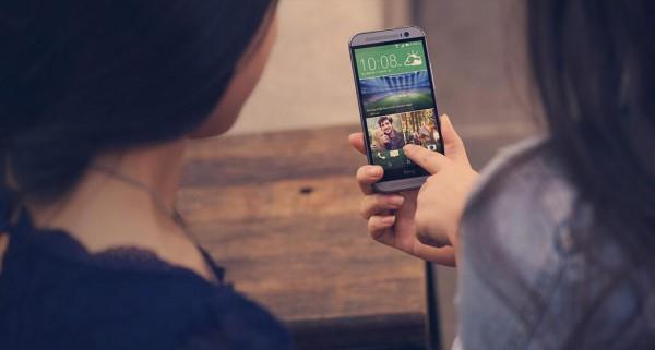 HTC One (M8) tulee uudella Sensellä