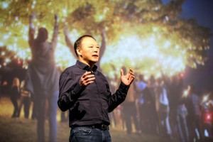 HTC-pomo Peter Chou paljasti uuden Onen