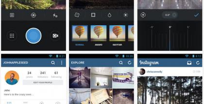 Instagramin uusi 5.1-versio Androidille tekee sovelluksesta nopeamman ja uudistaa myös ilmettä yksinkertaisemmaksi