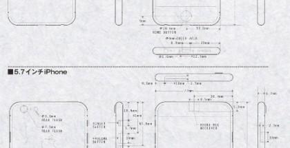 """MacFanin julkaisemat piirrokset väitetyistä uusista """"iPhone 6c"""" -malleista"""