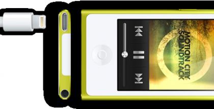 7. sukupolven iPod nano - mallia iPhonelle?
