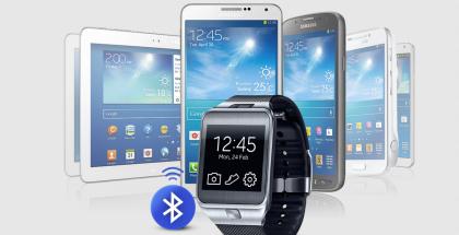 Samsung Gear 2 ja Gear 2 Neota tukevat laitteet