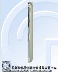 Samsung SM-G3858 sivulta