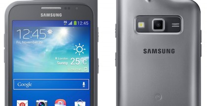 Samsung Galaxy Core Advance ja Ultrasonic Cover -kuori