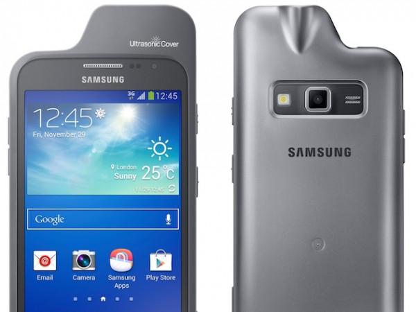 Samsung Galaxy Core Advance ja Ultrasonic Cover -kuori