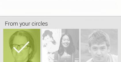 Näin toimisi Google+ -ystäville asioiden jakamienn Google Play Gamesin kautta