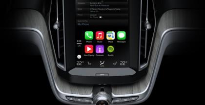 Applen CarPlay Volvon ratkaisuna - ei liity Alpineen