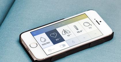 Wello-kuori ja kumppanisovellus iPhonelle