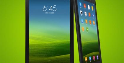 Xiaomin MIUI Nexus 7:ssä