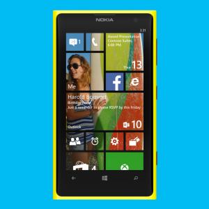 Windows Phone 8.1 tuo paljon uudistuksia - niihin lukeutuu muun muassa taustakuvat tapahtumaruutuihin
