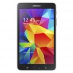 Samsung Galaxy Tab 4 7.0 mustana edestä