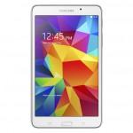 Samsung Galaxy Tab 4 7.0 valkoisena edestä