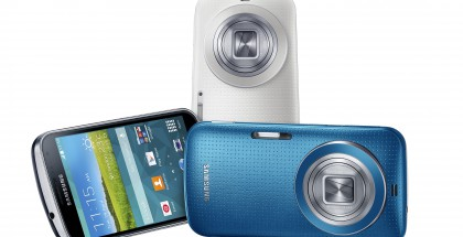 Samsung Galaxy K zoomin eri värivaihtoehdot