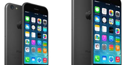 Ferry Passchierin luomat Apple iPhone 6 -konseptikuvat 4,7 ja 5,7 tuuman koossa