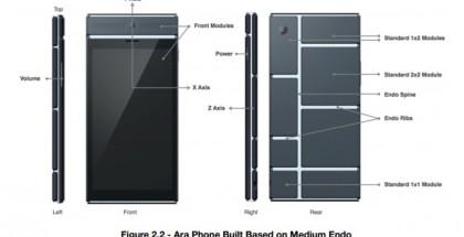 Ara-puhelin rakentuu moduulipalasista