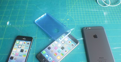 Designeri Martin Hajekin aiemmin luoma konseptikuva vuotojen perusteella uudesta iPhonesta
