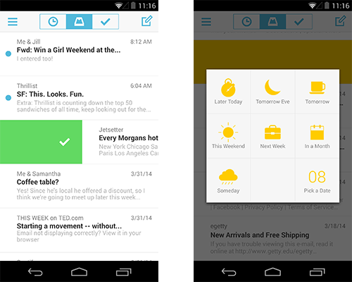 Mailbox Androidille
