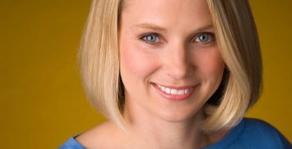 Yahoo!:n toimitusjohtaja Marissa Mayer